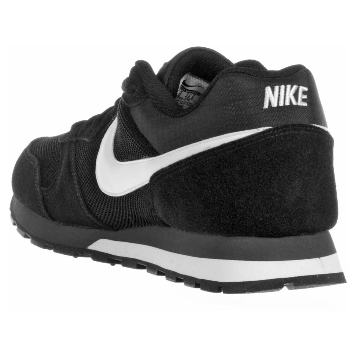 Tênis Nike Runner 2 Preto Branco