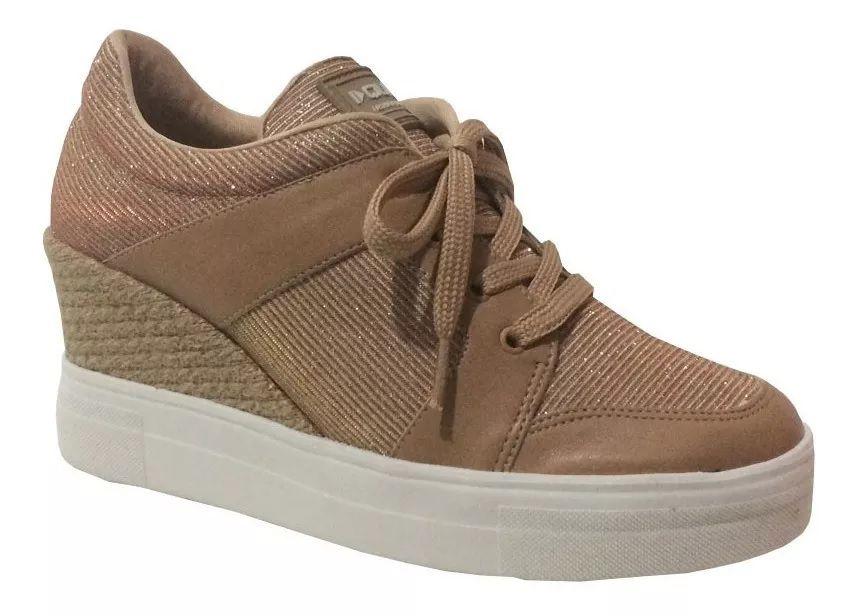 Tênis Quiz 67-6904 Sneaker Feminino