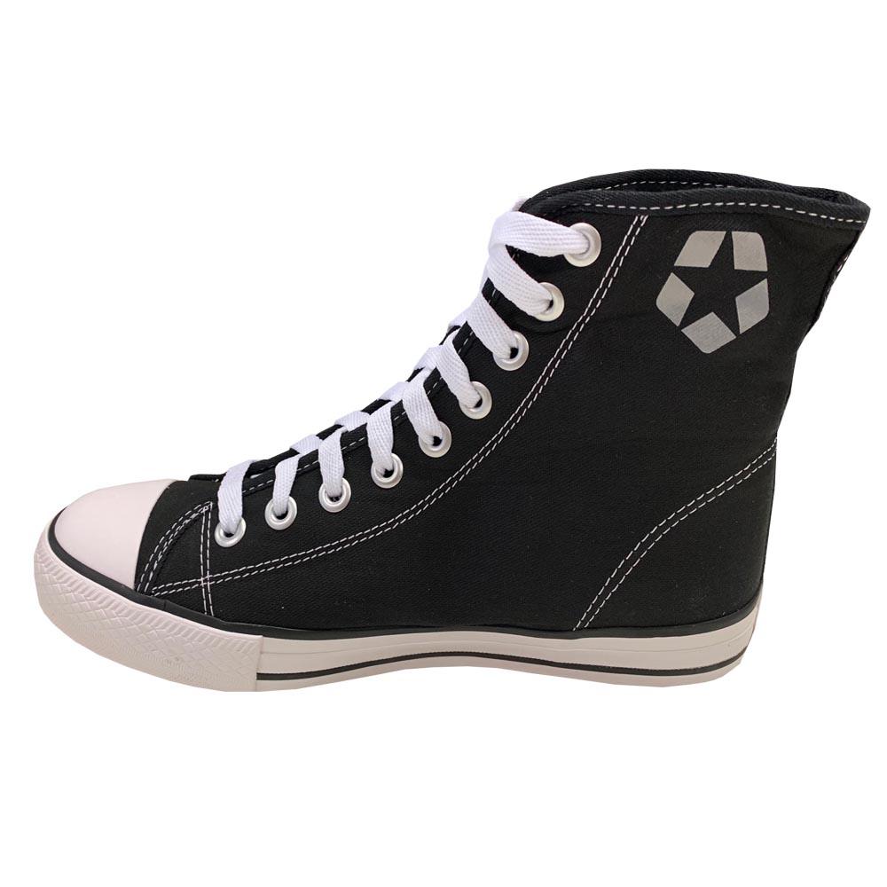 Tênis Street Star cano médio bota Canvas Hi Unissex