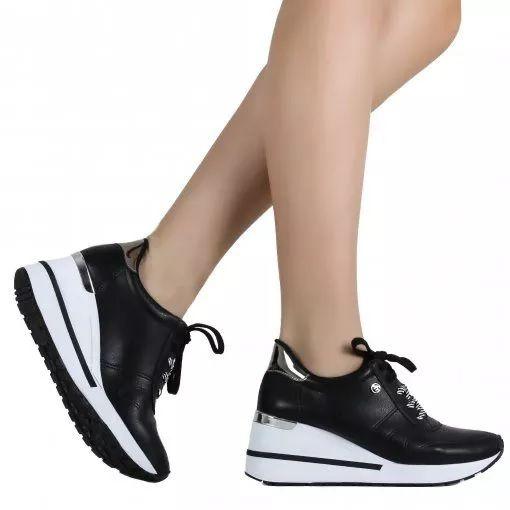 Tênis Via Marte Feminino 19-3302 Sneaker