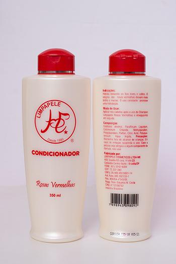 Condicionador Rosas Vermelhas - 350 ml