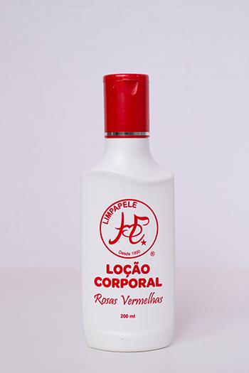 Loçao Corporal Rosas Vermelhas - 200 ml