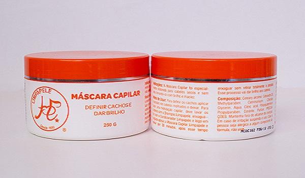 Mascara Capilar Definir Cachos e Dar Brilho - 250g