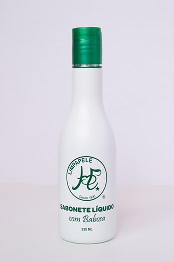 Sabonete Liquido com Babosa - 250 ml