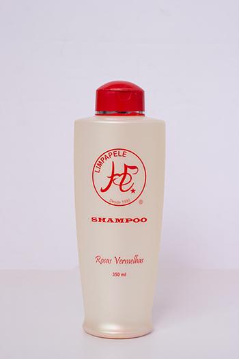 Shampoo Rosas Vermelhas - 350 ml