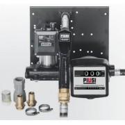 Bomba a Bateria 12V p/ Diesel c/ Medidor - 60Lpm