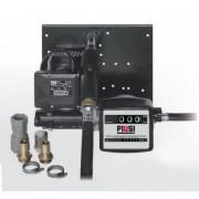Bomba Elétrica 220V p/ Diesel c/ Medidor - 80Lpm