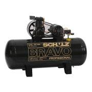Compressor Bravo CSL 10BR/200 - 2hp