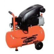 Compressor de Ar Móvel | 24 Litros | Bivolt | 2 hp - Rexon