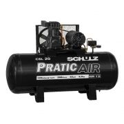 Compressor Pratic Air CSL 20/200 - 5hp
