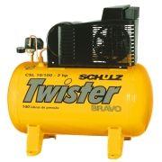 Compressor de Ar Twister Bravo CSL 10/100 2hp 220V Monofásico - Schulz
