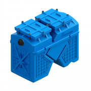 Caixa Separadora de Água e Óleo - 5.000 L/H