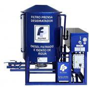 DESIDRATADOR P/ RESERVATORIO DE FILTRO PRENSA
