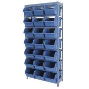 Estante Porta-Componentes p/ 21 Caixas de 5kg - Nocram