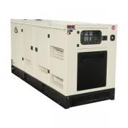 Gerador TDMG125SE3 Diesel 125KVA 380V Trif. Silencioso Cabinado