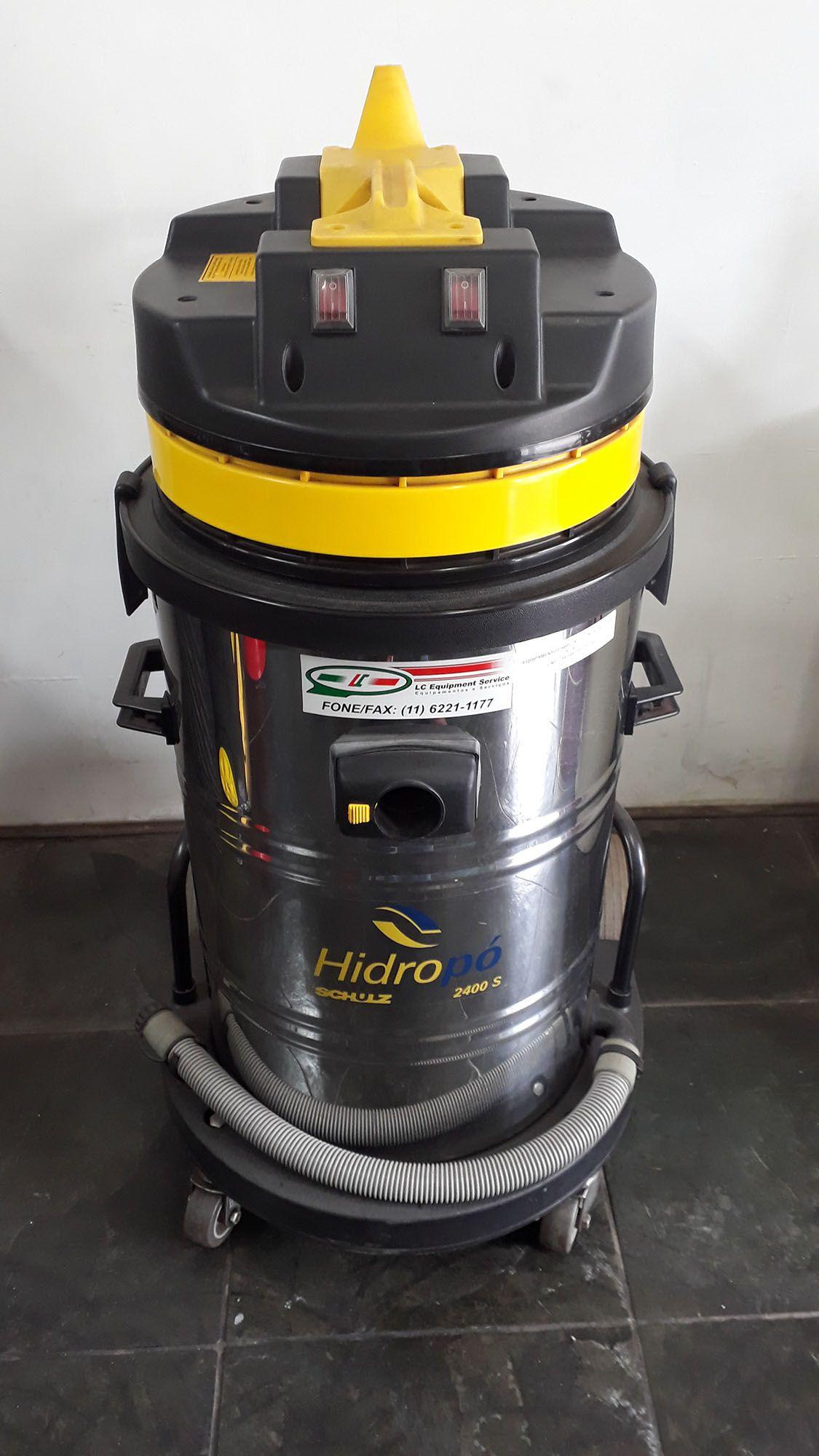Aspirador Profissional Hidropó 2400S Água e Pó 220V