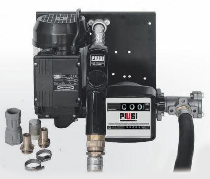 Bomba Elétrica 220V p/ Diesel c/ Medidor - 100Lpm