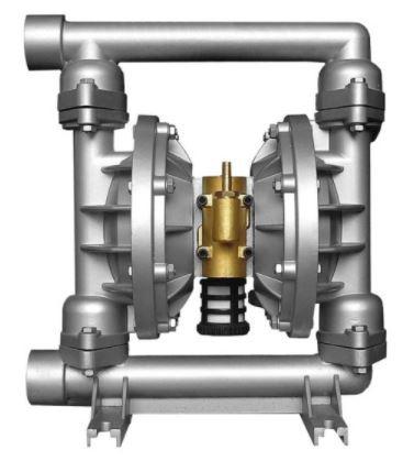 "Bomba Pneumática de Diafragma p/ Água 1.1/2"" - 200Lpm"