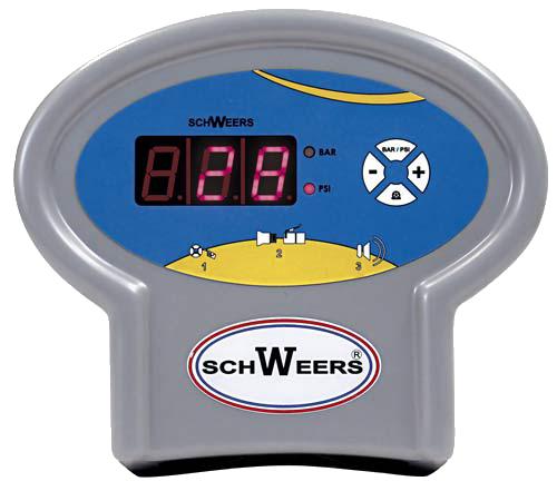 Calibrador de Pneu 145 LBS Box