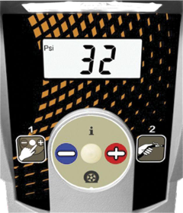 Calibrador de Pneu PNT5 p/ Parede