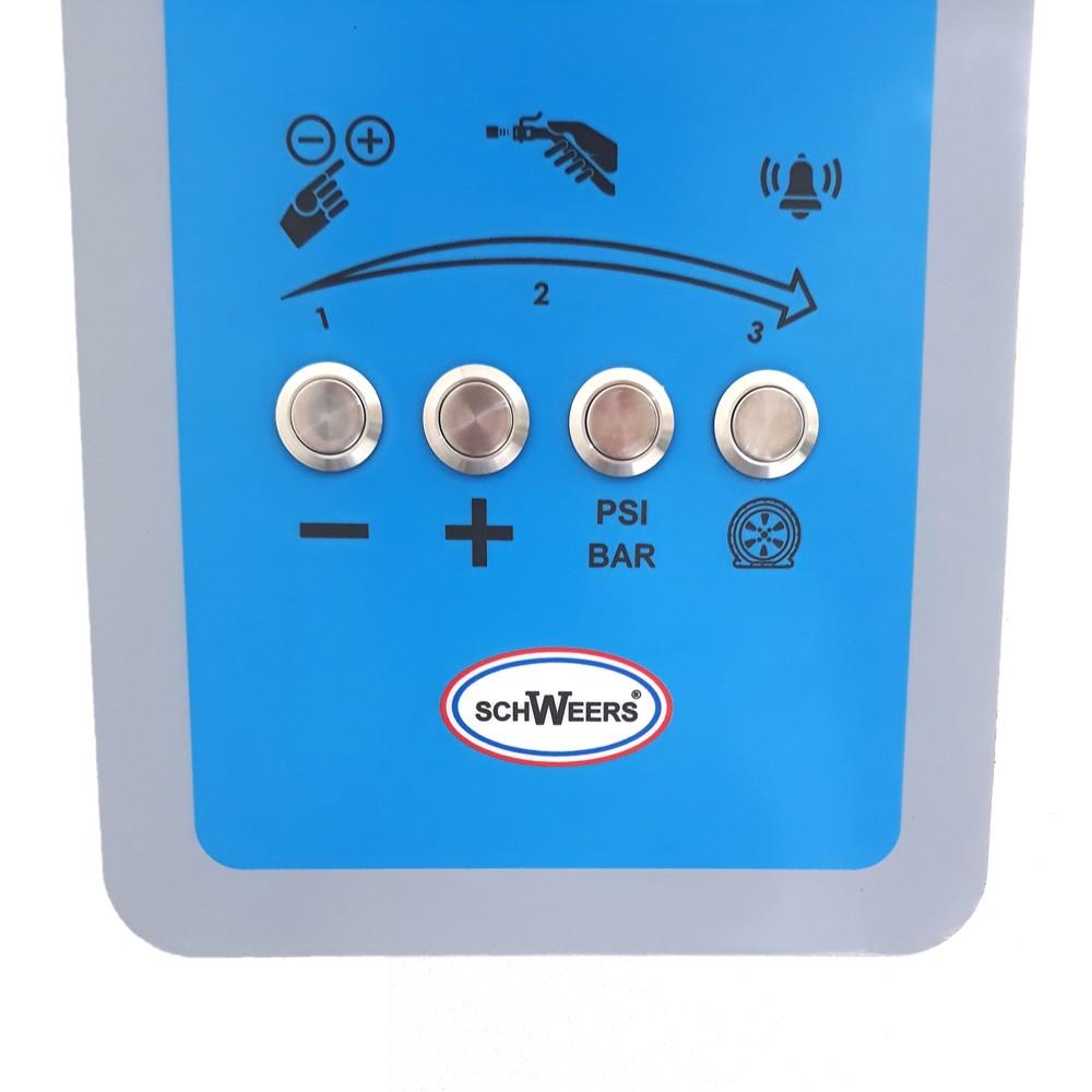 Calibrador Eletrônico – Unidade Autônoma c/ Compressor Integrado - SCH-145 UA 02 220V