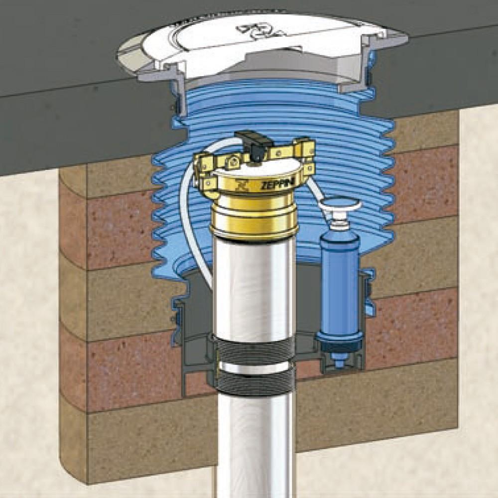 Câmara de Calçada c/ Reservatório de Contenção - Spill Container