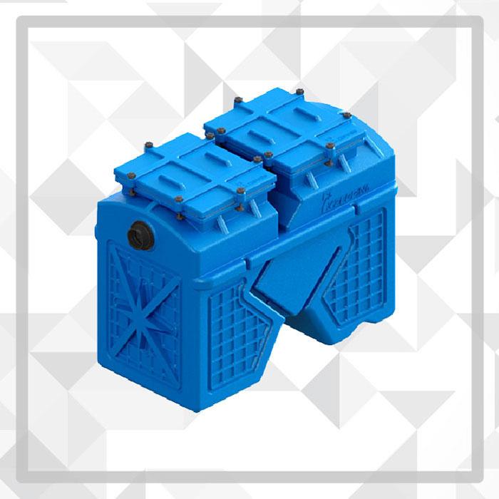 Caixa Separadora de Água e Óleo (SAO)