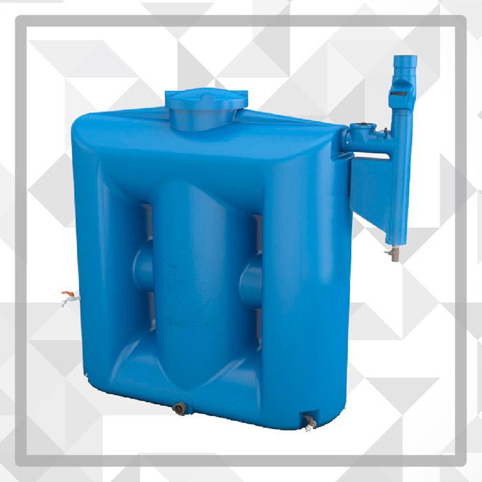 Cisternas - Reúso de Água