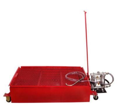 Coletor De Óleo  p/ Caminhões c/ Bomba Pneumática - 95 Litros