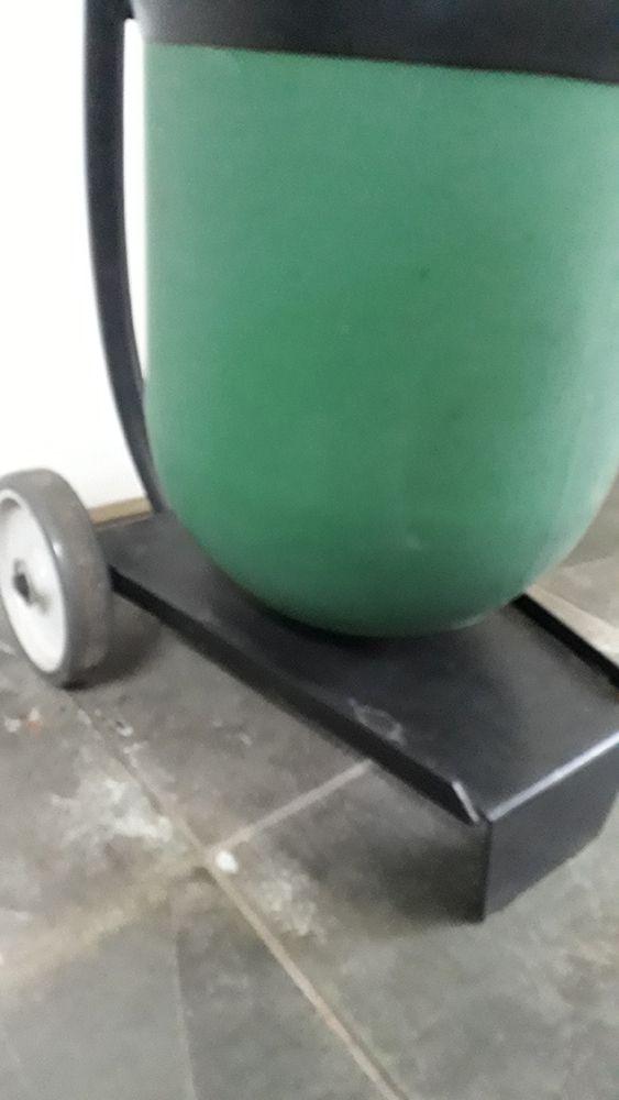 Coletor de Óleo Verde 45L - Motorvac