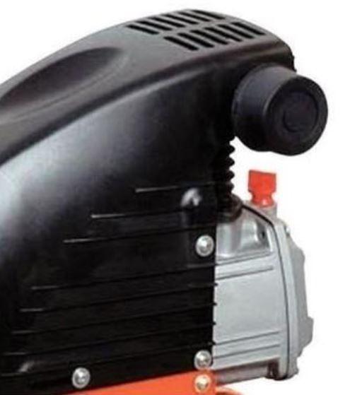 Compressor de Ar Móvel   24 Litros   Bivolt   2 hp - Rexon