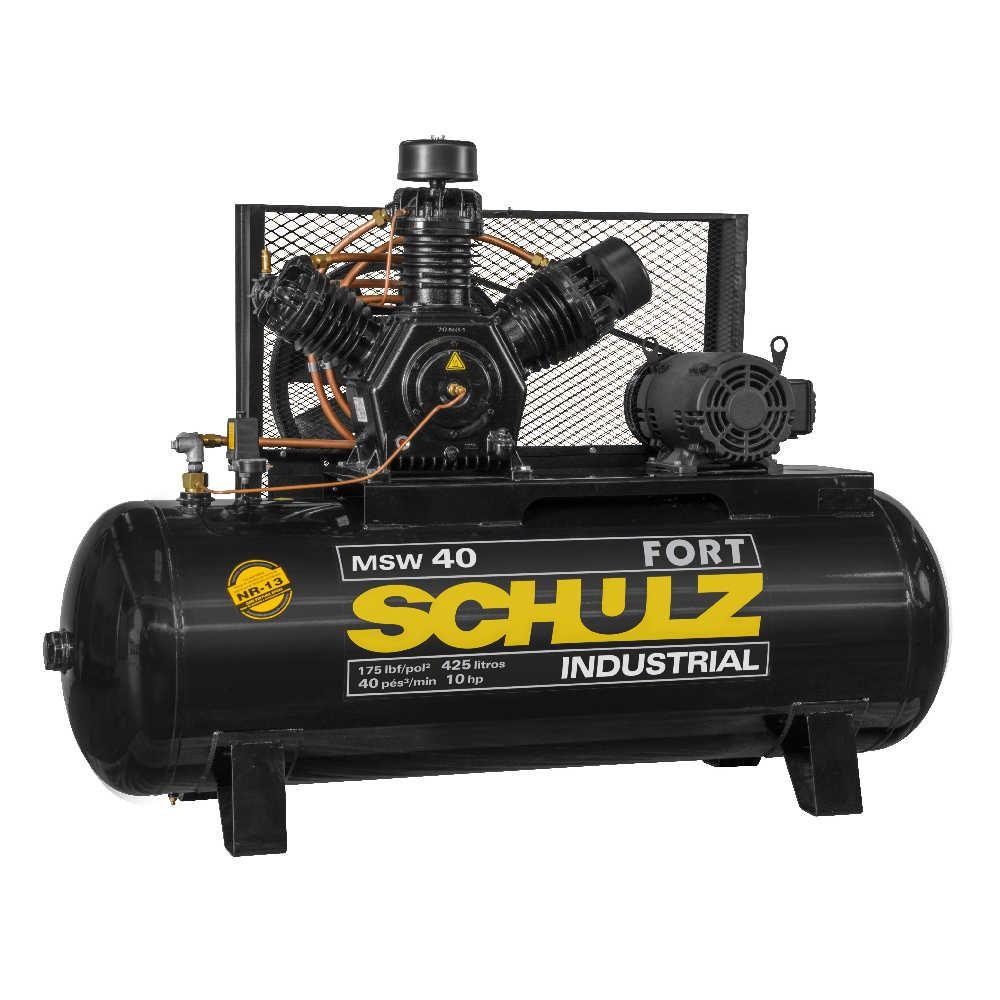 Compressor Fort MSW 40/425 - 10hp