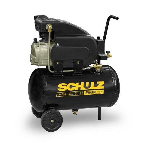 Compressor Pratic Air CSI 8,5/25 - 8,5 pcm 25 litros 2 hp