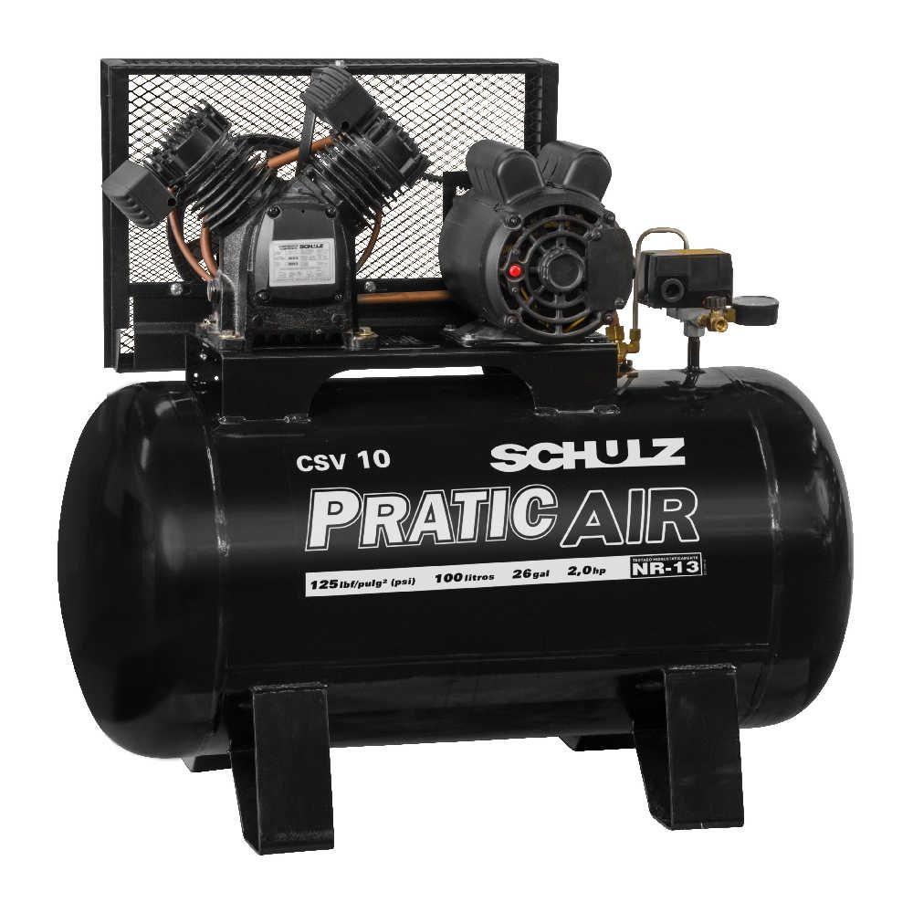 Compressor Pratic Air CSV 10/100 - 2hp