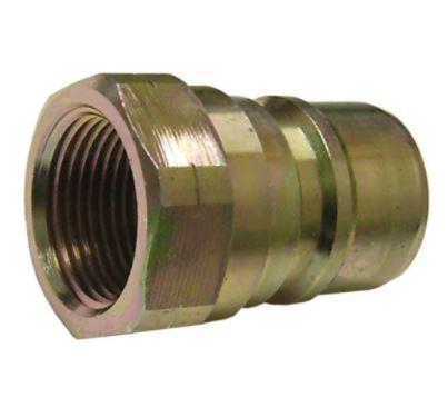 """Conector p/ Engate Rápido c/ Válvula - 1"""""""