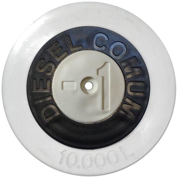 Diesel Comum - Identificador de Combustível - SHELL