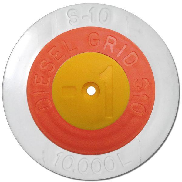 Diesel S10 Grid - Identificador de Combustível - Petrobras