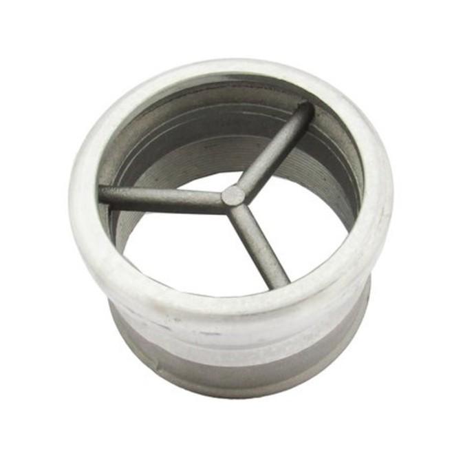 "Dispositivo de Descarga Selada 4"" (Tampa Tanque) - Alumínio"