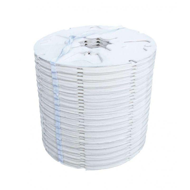 Elemento Filtrante 3 micras 15x13cm p/ Limpa Tanque - Motorvac