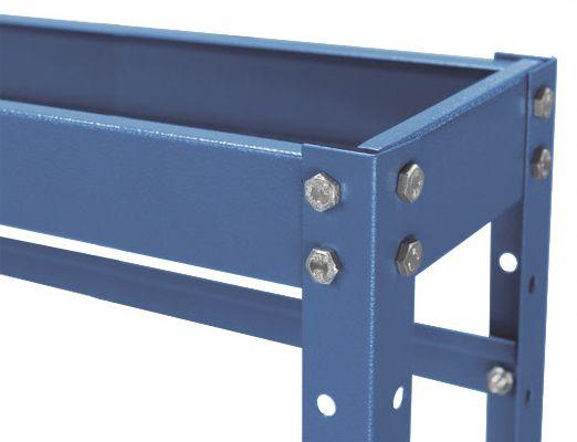 Estante Porta-Componentes p/ 09 Caixas de 5kg - Nocram