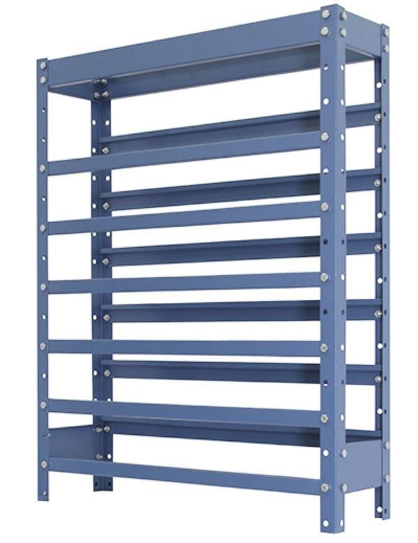 Estante Porta-Componentes p/ 30 Caixas de 1kg - Nocram