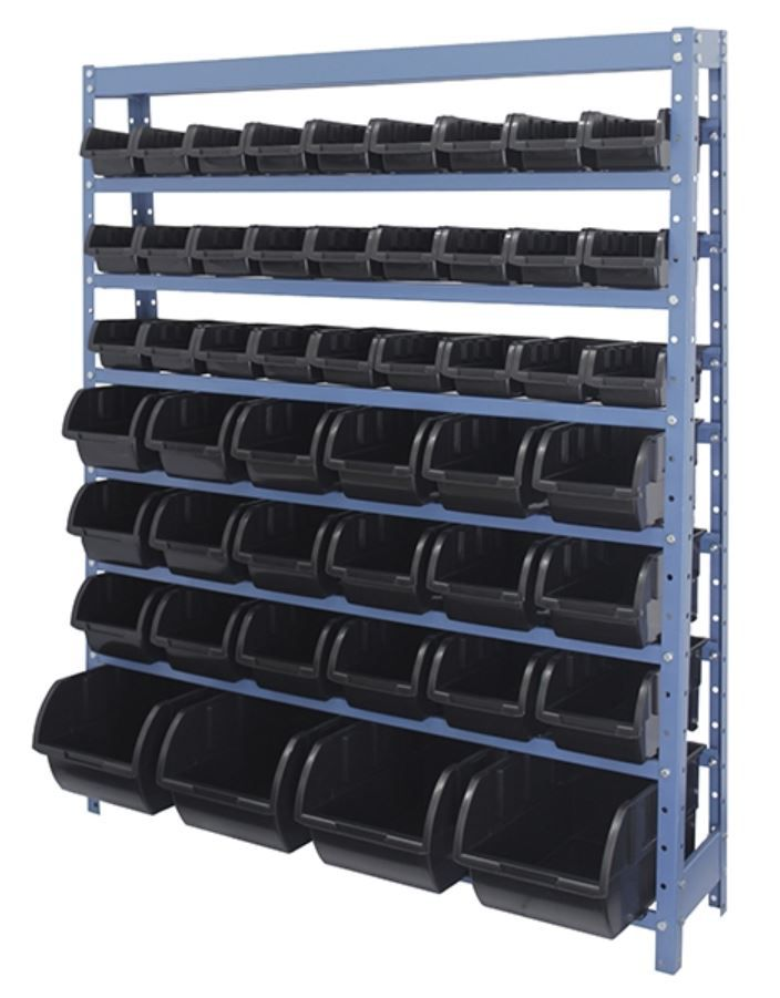 Estante Porta-Componentes p/ Caixas de 1kg/3kg/5kg - Nocram