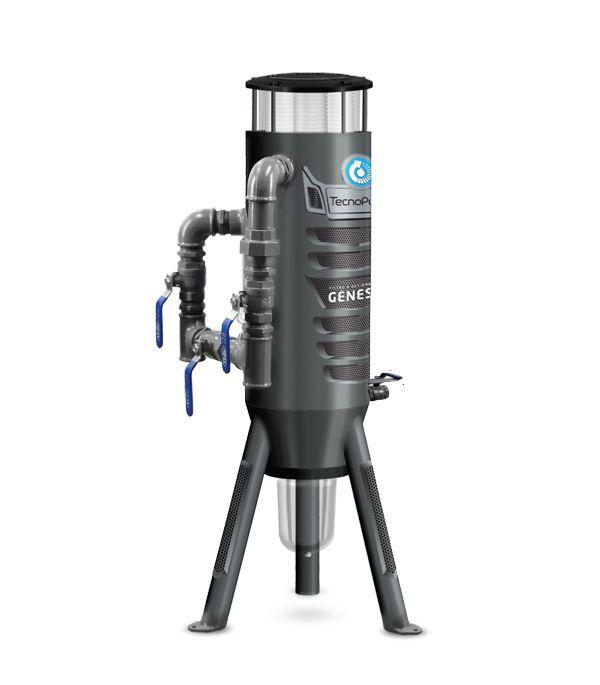 Filtro de Linha Desidratador p 01 Bomba | Diesel | Genesis - Tecnopuro