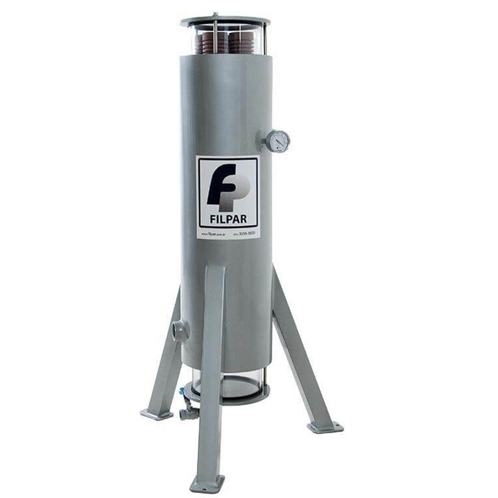 Filtro de Linha Desidratador p/ 01 Bomba (Foguetinho) | Diesel |FP1002 - Filpar
