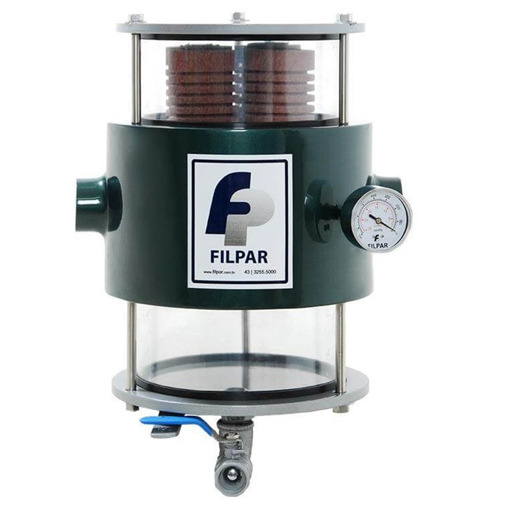 Filtro de Linha Desidratador p/ 01 Bomba | Diesel | FP600 - Filpar