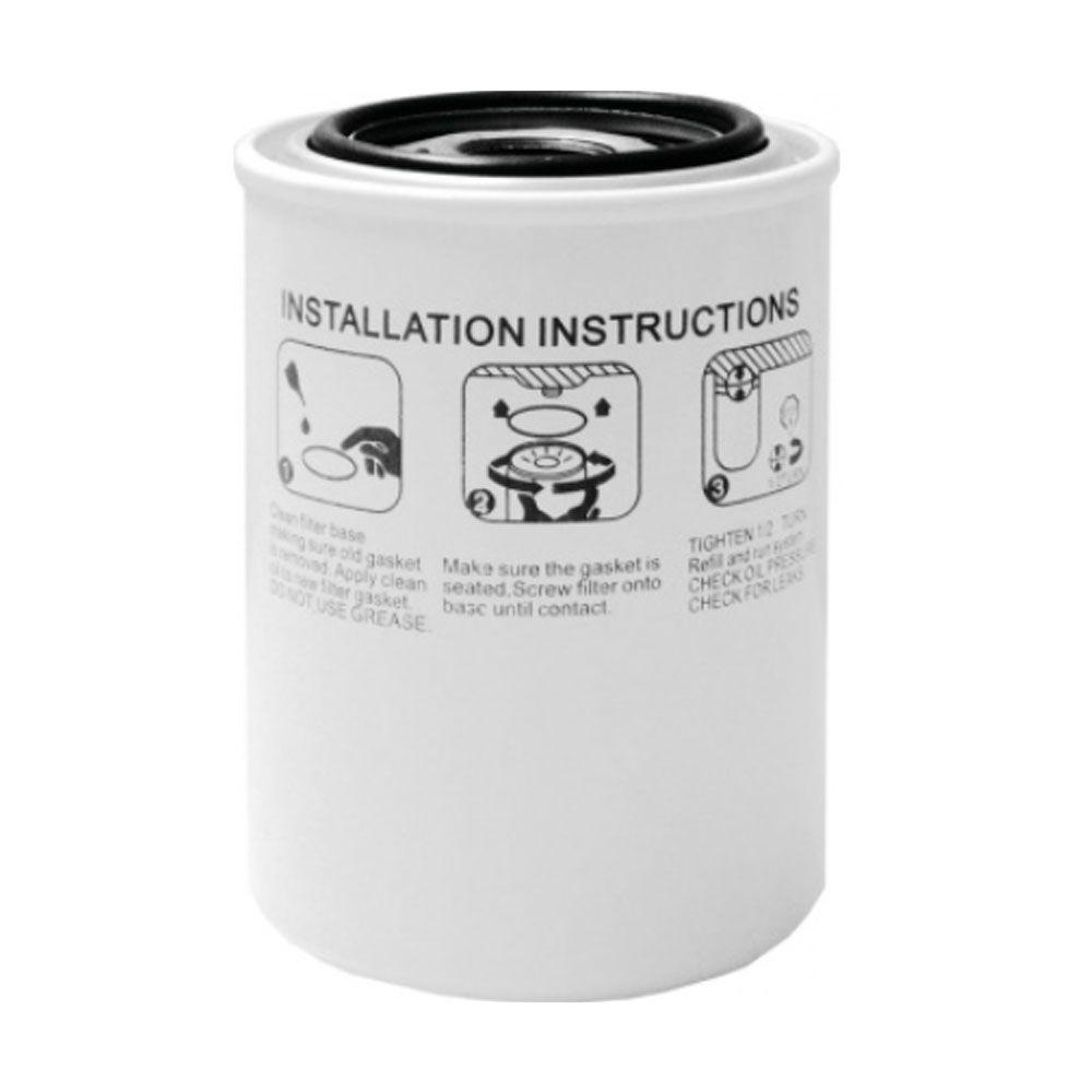 Filtro p/ Absorção de Partículas