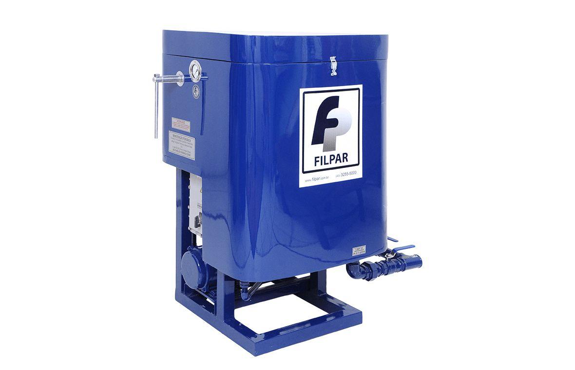 Filtro Prensa Mod. PISTA p/ Óleo Diesel - 14.000 L/H - FP-IV