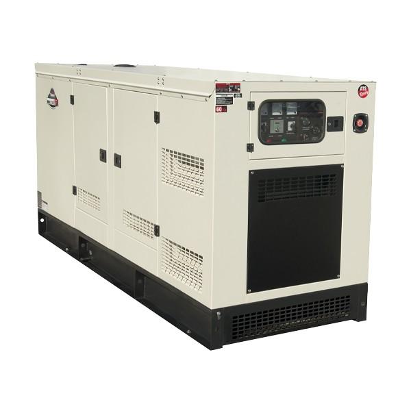 Gerador TDMG125SE3 Diesel 125KVA 220V Trif. Silencioso Cabinado