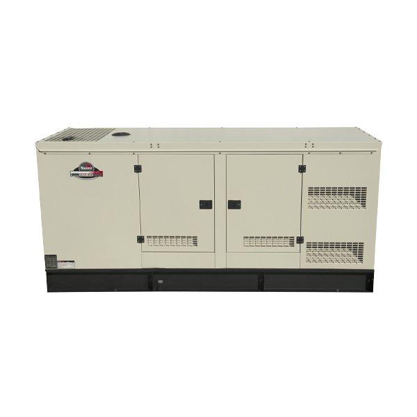 Gerador TDMG60SE3 Diesel 62.5KVA 220V Trif Silencioso Cabinado