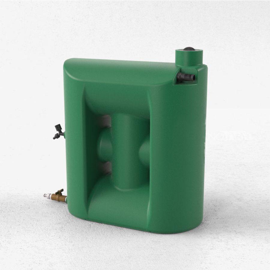 Kit p/ Reúso de Água - 150L - Cisterna Externa